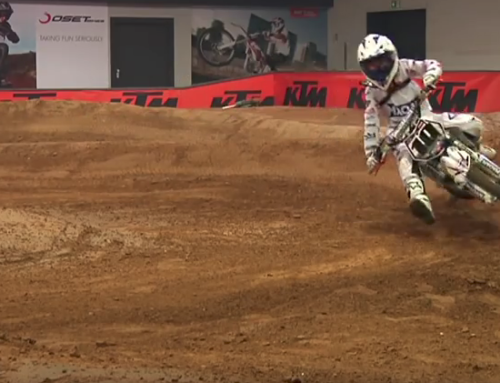 Carl Ostermann – MAOAM Supercross Track Check
